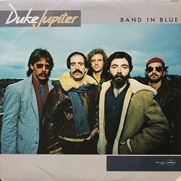 Duke Jupiter: Band in Blue